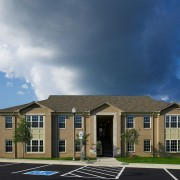 Hoover Apartments awarded LEED Silver