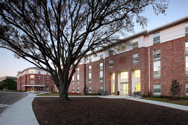 SELU - Student Housing & Master Plan
